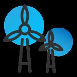 impianti eolici, gassificazione